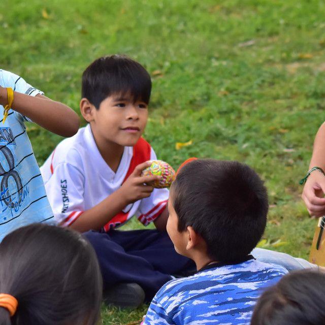EDUCAR EN VENDIMIA Comprometidos Llevamos adelante el programa socioeducativo Educarhellip